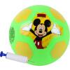 Хах детских игрушек мяч мяч мяч Дисней погладить Детский сад № 3 зеленый Микки футбол