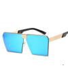 Мужские новые солнцезащитные очки UV400 Металлические защитные очки Ретро-рамка Солнцезащитные очки Мужская мода Внешний вид Солнцезащитные очки vogue vogel очки черного кадра серебряного покрытия линза мода полной оправе очки vo5067sd w44s6g 56мм