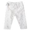 [Супермаркет] Jingdong Кролик Питер (Peter Rabbit) новорожденный одежда хлопок марлевые штаны двойного назначения промежность, чем 0-3 месяцев peter rabbit nurser rhyme time