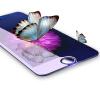 Стенка (Валя) Apple, 7 / 6s / 6 анти голубой стали пленка iphone7 / 6s / 6 закаленной пленка защитная пленка универсальный мобильная неполноэкранный аксессуар защитная пленка protect для apple iphone x front