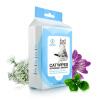 Cat Le подходящее домашнее животное кошка собака дезодорант вытирает слезы выходят специальные моющие средства мокрой папиросной бумаги 25 загрузки
