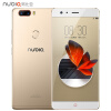 Nubia Z17 8ГБ +64ГБ  золотой смартфон nubia n1 смартфон