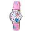 Disney детские часы девушка Aisha стул стол розовый кварц электронные девушки смотреть AMKN019-2