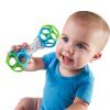 Oball Aoboor американского бренд новорожденного ребенка игрушки для детей 0-1 лет дети раннего детства образовательных детей схватив мяч погремушки - Гелиополь гантель KIIC81107 игрушки для детей