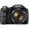 Sony (SONY) DSC-H400 телефото Цифровая камера Черный (20,1 миллиона эффективных пикселей, 3 дюйма ЖК-экран 63-кратным оптическим переменным 25мм широкоугольный) китайский смартфон hero h400