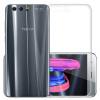 [Shell комплект из двух частей] San Diwei (Sendio) Huawei HUAWEI слава 9 раковина оболочки мобильного телефона TPU прозрачная мягкая оболочка / шелковый экран полноэкранный закаленное стекло фильм серый