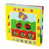La Labu книга серии LALABABY познавательный Количество ребенка la labu книга lalababy книга познавательных пальмовая книга серия грамотность