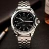 Мужские часы YAZOLE 2017 Лучшие роскошные бренды Стальной пояс Мужские часы Кварцевые часы Наручные часы Кварцевые часы бренды