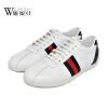 Мужская обувь Мужская мода Moccasin мода лодка обувь мягкой кожи зашнуровать кроссовки Low loafer
