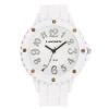 Топ новый бренд роскошных женщин кварцевые часы Имитация керамики женские аналоговые браслеты Смотреть Женщины наручные часы женские наручные