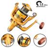 1000-6000 12BB рыболовные барабаны Feeder Carp Metal Спиннинг Рыболовные катушки Carretilha de pesca molinete Shimano