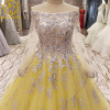 Реальные фото Роскошные вечерние платья Красивые сексуальные блестящие вышитые бисером вечерние платья 2017 Новый год Дубай Abaya Высококачественная юбка