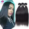 7A Малайзийские волосы Девы Марии 3 Связки Прямые Волосы Прохладные и Сексуальные Необработанные Человеческие Волосы Чрезвычайно Дешевый Модный Стиль дешевый