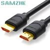 Shanze (SAMZHE) HDMI кабель версии 2.0 4K линия цифровой 3D HD видео линии передачи данных 12 м линия проектор компьютер кабельное телевидение телеприставку 120SH8 спутниковое и кабельное телевидение
