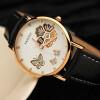 2017 Золотые наручные часы Женские женские часы моды Известные роскошные бренды Женские наручные часы Часы Кварцевые часы Девушка
