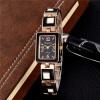 Модные кварцевые браслеты Часы Женские Золотые Повседневные Женские Часы Женские Наручные Часы из нержавеющей стали