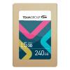 Team Group (Team) L5 серии 240G SATA3 3D NAND SSD Твердотельный накопитель накопитель ssd kingston suv400s37 240g 240gb suv400s37 240g