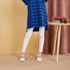 Semir (Semir) лосины женщинам-2017 Осень новых женщин сплошной цвет Slim тонкие брюки корейской версии упругих брюки ноги 12,316,210,001 синие тона XL