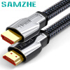 Фото - Shanze (SAMZHE) HDMI1.4 Версия 2K * 4K цифровой HD 10 м линии, подключенной ноутбук кабель дисплея проектор телевизор телеприставка SZ-S100 проектор