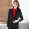 Elegant Business Formal Office Blaser Suits Wear Women Long Sleeve Feminine Blazer Clothing Ladies Vogue Top Plus Size S To 5XL