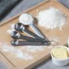 Магия кухня (Magic Kitchen) выпекание четыре комплекта из нержавеющей стали ложки ложки соуса закончила MK-410 магазин хозяйственный мельхиоровые ложки