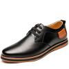 Капитан Illy повседневная обувь мужская обувь, мужская обувь Корейский моды обувь обувь классический дикий черный кобель Y6008 38 обувь ламода