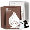 Chun Ji Value Mask Set (рис * 5 + Осветляющая маска Черная маска * 5 метров ясно мышцы) Увлажняющий chun ji мобы крем для губ десерт macarons комплект смочить 4 5 г 4 5 г ремонт увлажняющий 4 5 г