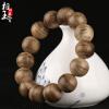 Phase Yutang  【Original logs】Kaliman Dan Shenxiang Buddha beads hand string16mm old wood chalk Sweet and elegant incenseAlpine soi buddha volume 1
