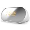 Philips (PHILIPS) AJ2000 радио-будильник Светодиодный дисплей белый бис philips световой будильник hf3510 70