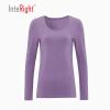 Г-ж INTERIGHT шеи основные модели фиолетового льняная рубашка L уинспир ж простительная ложь вестник истины