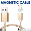 Keymao Magnetic Phone kabel data Type-C Micro USB Charger  Cable for iPhone 7 7 plus 6 6s Plus iPad Samsung S6 S7 S8 plus wsken x cable micro usb magnetic adapter charger cable line