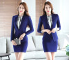 New Professional Formal Long Sleeve Female Blazers Jackets Business Women Work Wear Autumn Winter Blazer Coat Tops Outwear