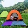 Happy Tour Outdoor Speed Open Toss Camping 3-4 Automatic Rain Sunscreen Camping Портативная палатка 200 * 200 * 125 Orange 8pk aqua kem toss in