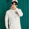 Semir (Semir) мужской свитер с капюшоном 2017 осень мужской пуловер камуфляж печати платье 19057161225 корейской версии тенденции студентов в цветок серый XXL
