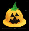 Halloween Kids Accessories Pumpkin Hat Cosplay Costume Masquerade Cloth Material Festival costumes