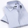 Business Gentleman Casual Men Short Sleeve Shirt Summer Silm Fit Aolid Color frank buytendijk dealing with dilemmas where business analytics fall short