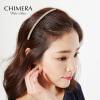 Химера (CHIMERA) вставляется гребень для волос украшения Yinyue гребень пластины волос гребень шампанского гребень для волос