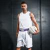 Позитивное Panther баскетбола одежда костюм мужского вариант пустого заказ униформы спортивный костюм костюм пустая тарелка напечатанного размер шрифт костюм