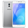 Meizu M6 note 3ГБ + 32ГБ серебристый смартфон смартфон meizu m3 note 32gb silver