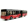 Германия SIKU официальной высокого бренда игрушка модель автомобиль моделирование шина автобус автобус сплав модель игрушка автомобиль - сочлененные автобусы SKUC1617 игрушка siku трактор siku 9 3 4см 1355
