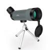 BIJIA Wolf God 20x50 Монокуляры Мощные лампы высокой четкости с низким освещением Night Vision Bird Mirror Concert Детский телескоп