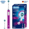 Oral B Pro 600 Plus 3D  электрическая зубная щетка  D16+(фиолетовый цвет) promoitalia пировиноградный пилинг pro plus пировиноградный пилинг pro plus 50 мл 50 мл 45%