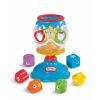 Американская Little Tikes (Little Tikes) раннего детства обучающие игрушки бороться вставленный головоломки сортировки сортировки игры Tower 627521M обучающие игры