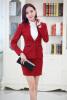 Plus Size 4XL Female Blazers Feminino Uniform Styles Professional Autumn Winter Business Women Jackets Coat Tops Ladies Blazers