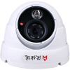 Worthida (woshida) 442S2A камера наблюдения полусфера HD инфракрасная крытая камера 700 линейная решетка ночного видения 4MM woshida 62h10p 720р цифровое видеонаблюдение 4mm