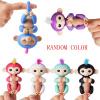 2017 новенький личности игрушки палец обезьяна мальчик девочка роботизированная малыш игрушки умный вводные игрушки игрушки