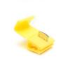(40 / партии) suyep быстрый сдвиг электропроводка терминал замок разъем электрические crimp желтый СРГ 805 12 10 терминал kss pv2 7a 100pcs
