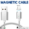 Keymao Magnetic Phone kabel data Type-C Micro USB Charger Cable for iPhone 7 7 plus 6 6s Plus iPad Samsung S6 S7 S8 plus keymao luxury flip leather case for samsung galaxy s7 edge
