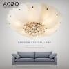Мебель, Альдо (AOZZO) гостиной потолок люстры простой диаметр европейской романтической спальни лампа диммер сегмент 65см CL20043 / 6 + 3M люстры