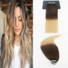 Ombre Color #2 Fading to #24 Brazilian Hair 10-30 2Pcs/Lot Straight Hair Full Set Skin Weft Hair Extensions Free Shipping best new product on sale 30% 750ml brazilian keratin hair treatment hair free shipping